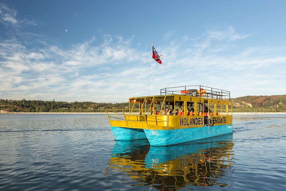 Fin de semana largo en Chile para conocer as Caletas del Maule