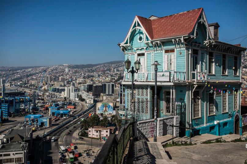 Valparaíso Patrimonio de la Humanidad en Chile