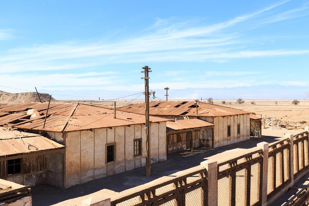 Humberstone y Santa Laura, Patrimonio de la Humanidad en Chile