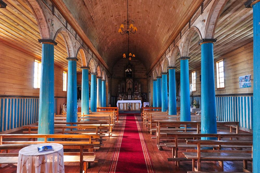Patrimonio de la Humanidad en Chile para conocer a arquitectura de las Iglesias de Chiloé