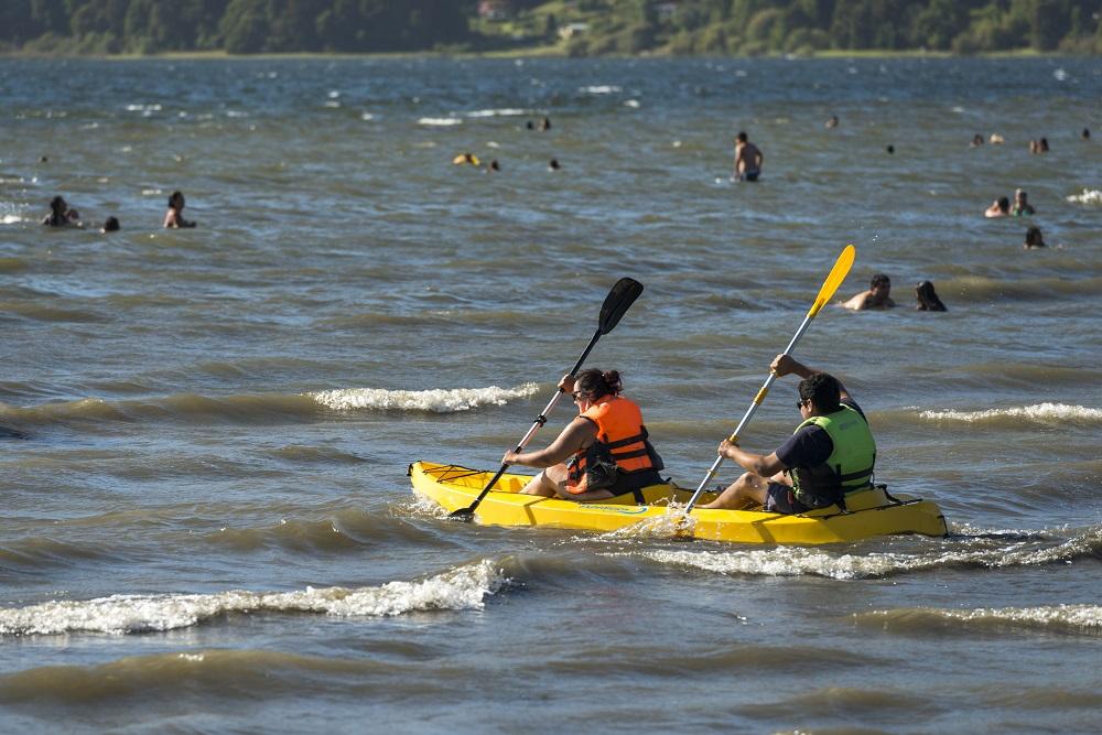 3 días en el Lago Lanalhue