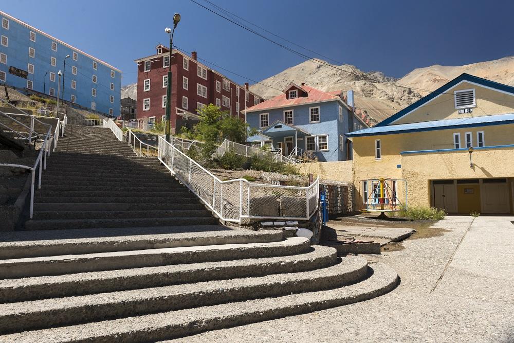 Sewell, Patrimonio de la Humanidad en Chile