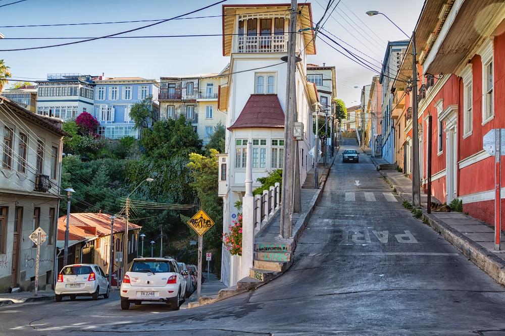Patrimonio de la Humanidad en Chile y recorrer los cerros de Valparaíso