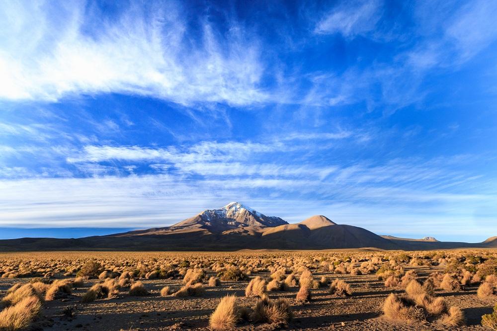 4 días en Iquique para conocer el Parque Nacional Volcán Isluga