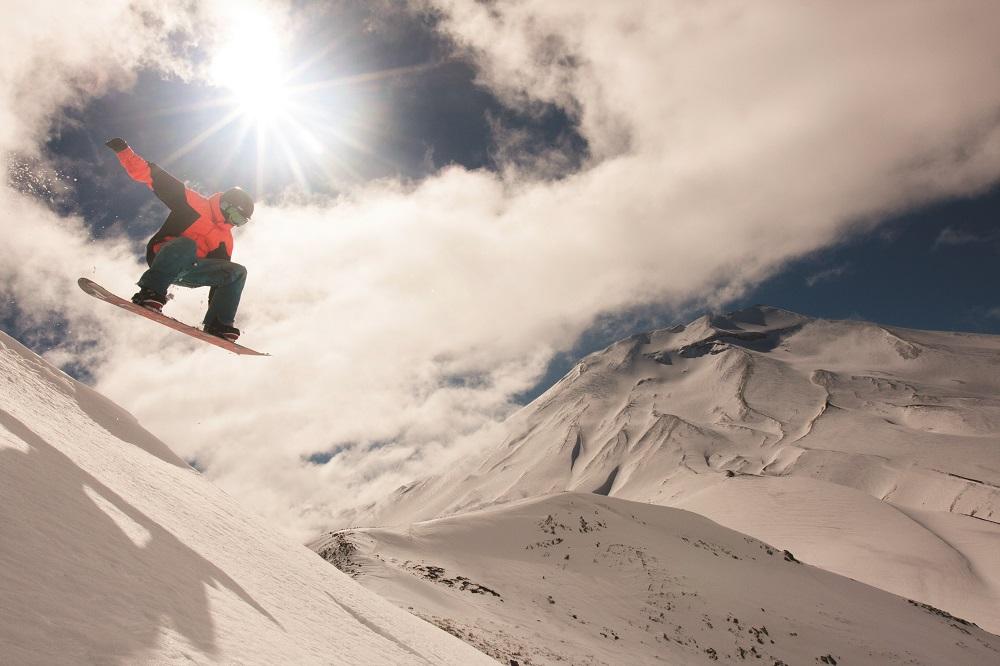 Temporada de nieve en Chile para los fanáticos de la montaña