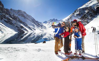 Temporada de nieve en Chile