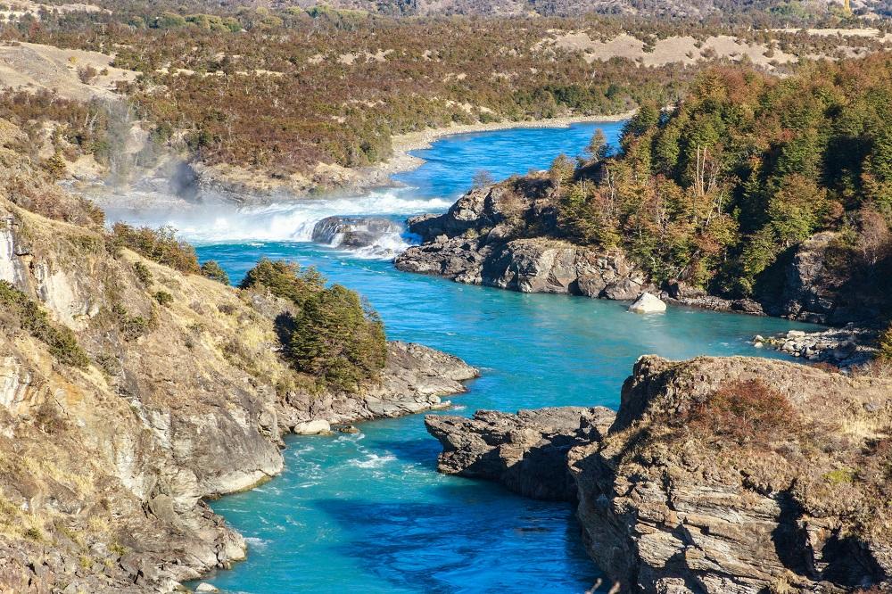 Pueblos de la Carretera Austral y el Rio Baker en Cochrane