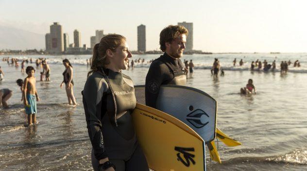 Las mejores olas para disfrutar del surf