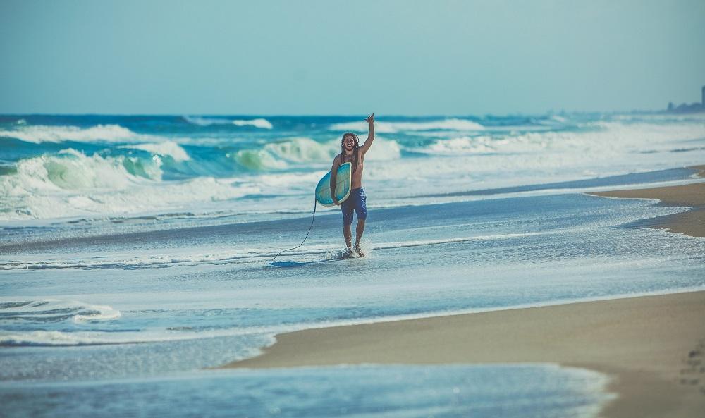 surf en el norte de Chile