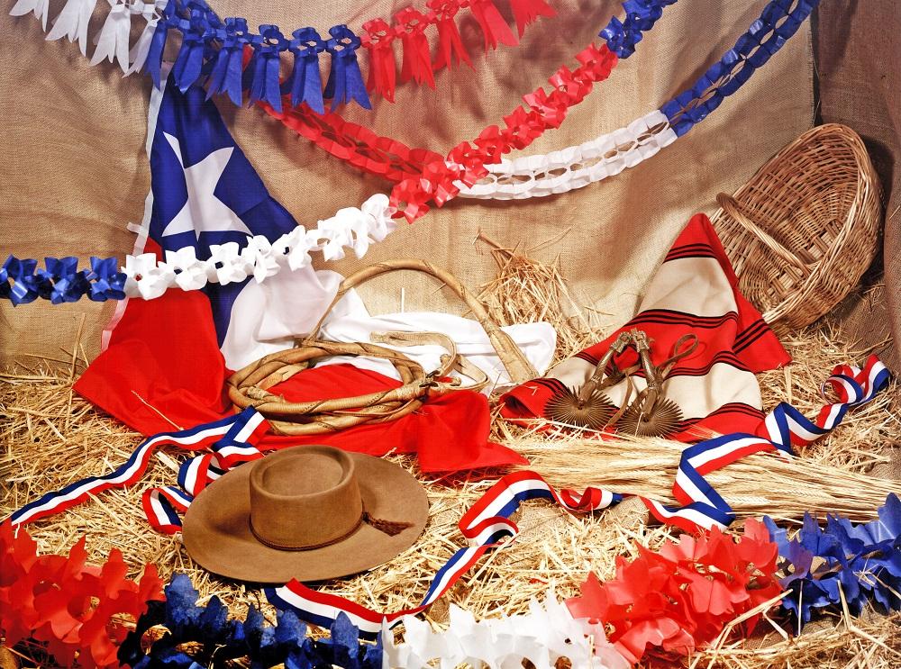 costumbres chilenas y sus elementos típicos