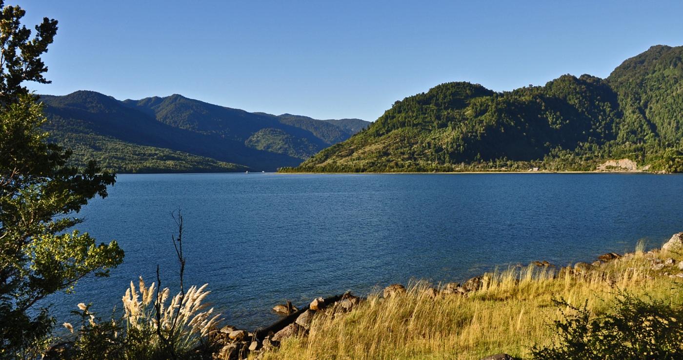 Imagen del Parque Nacional Queulat