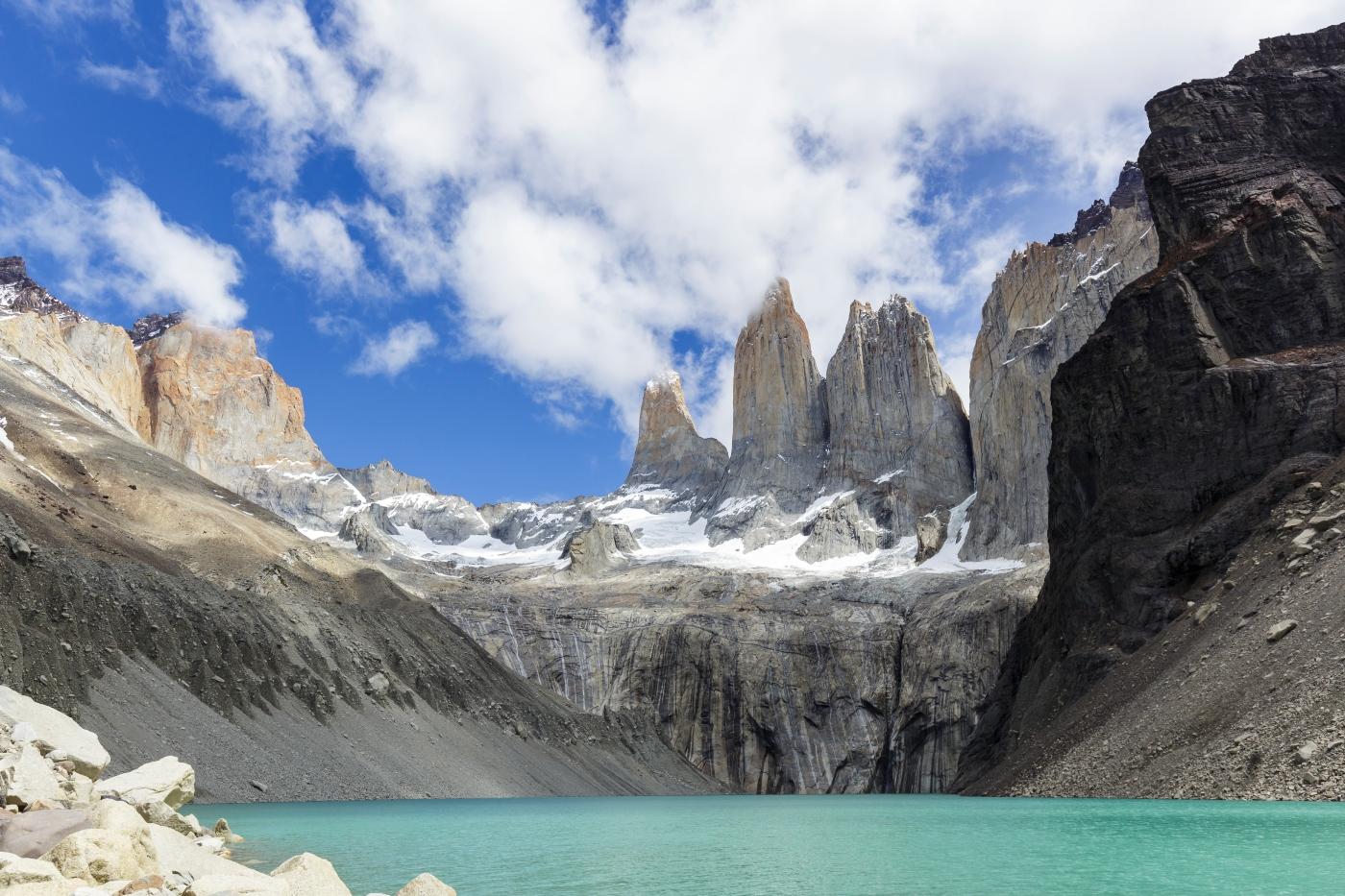 Imagen del Parque Nacional Torres del Paine