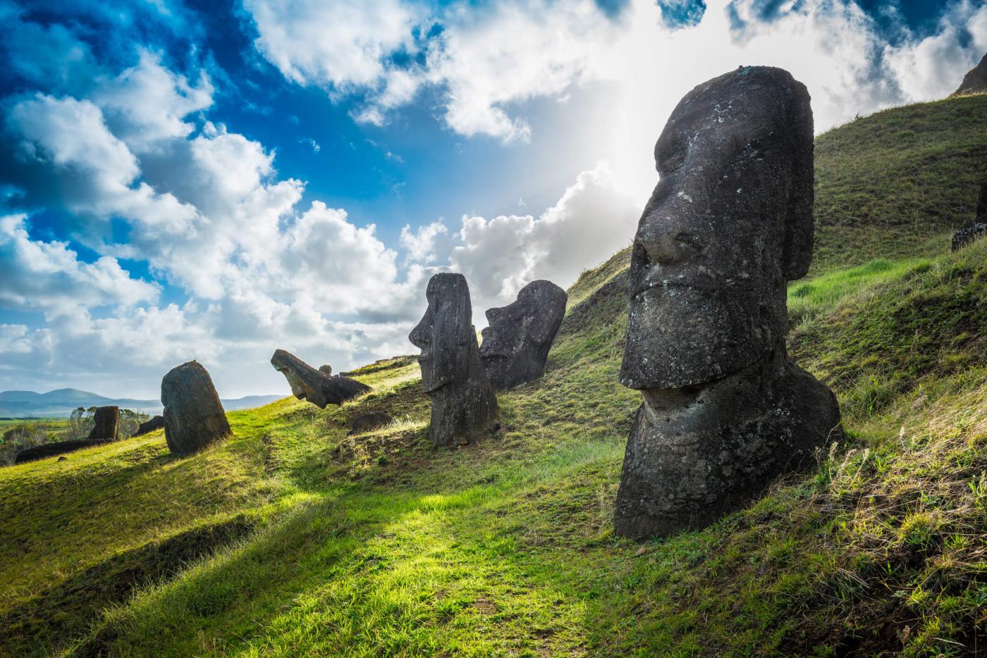 Imagen de Rapa Nui