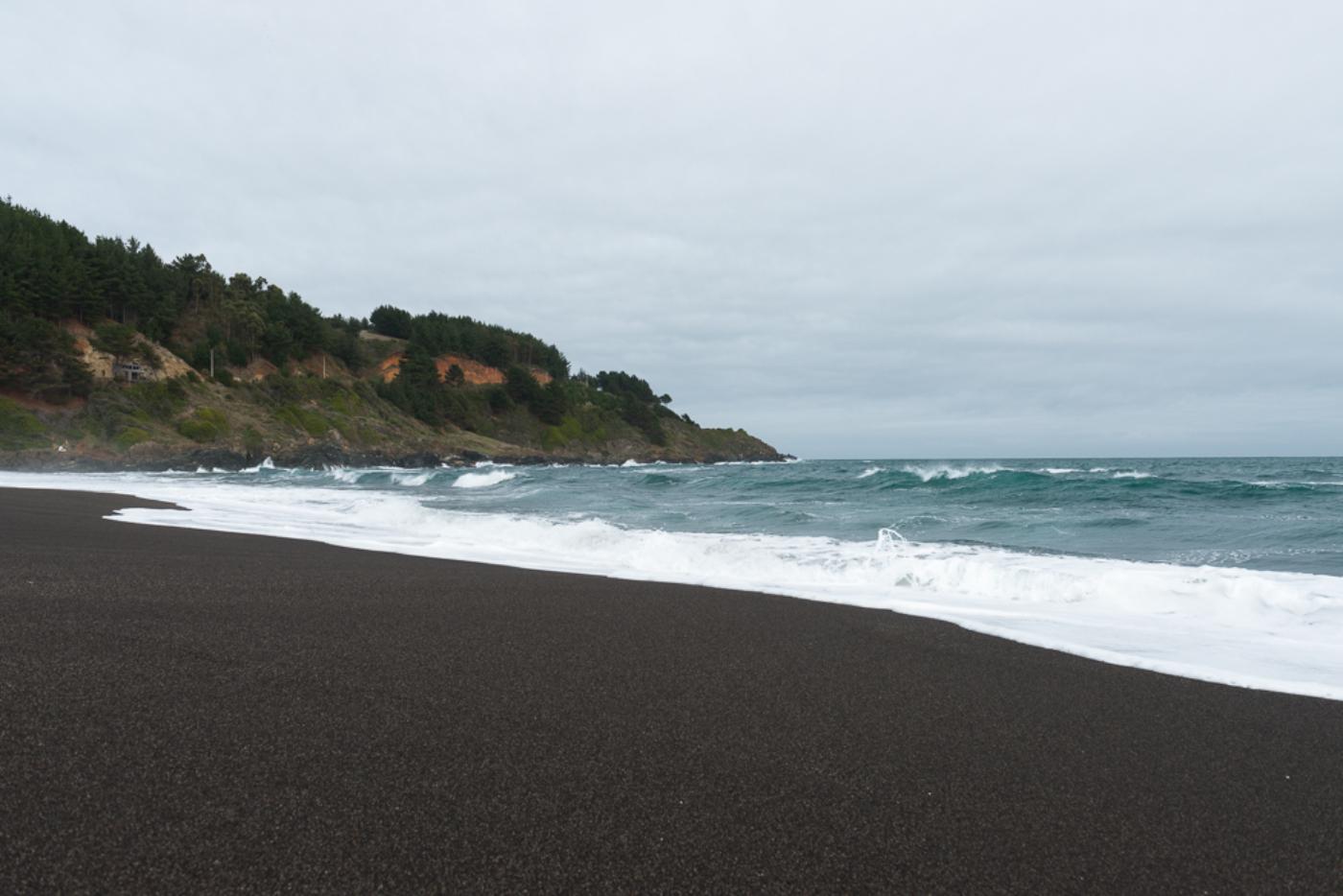 Imagen de playa Buchupureo, Región de Ñuble