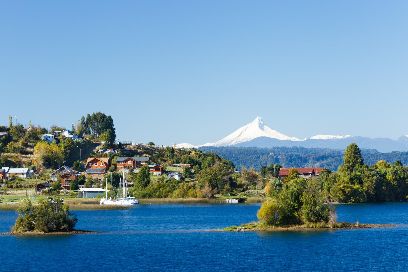 Imagen del Lago Llanquihue