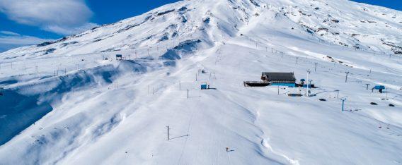 Imagen del Centro Ski Pucón