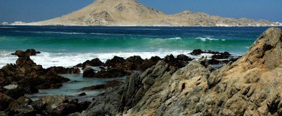 Imagen de la Isla Pan de Azúcar