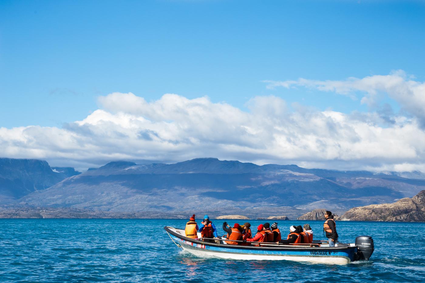 Imagen del Lago Carrera
