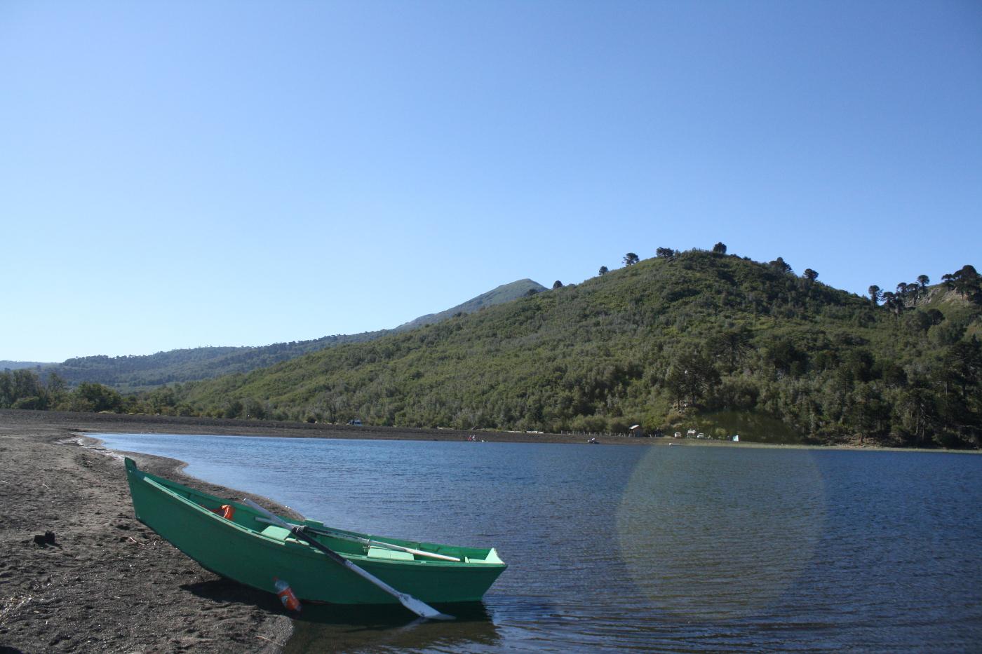 Imagen de Laguna Galletué