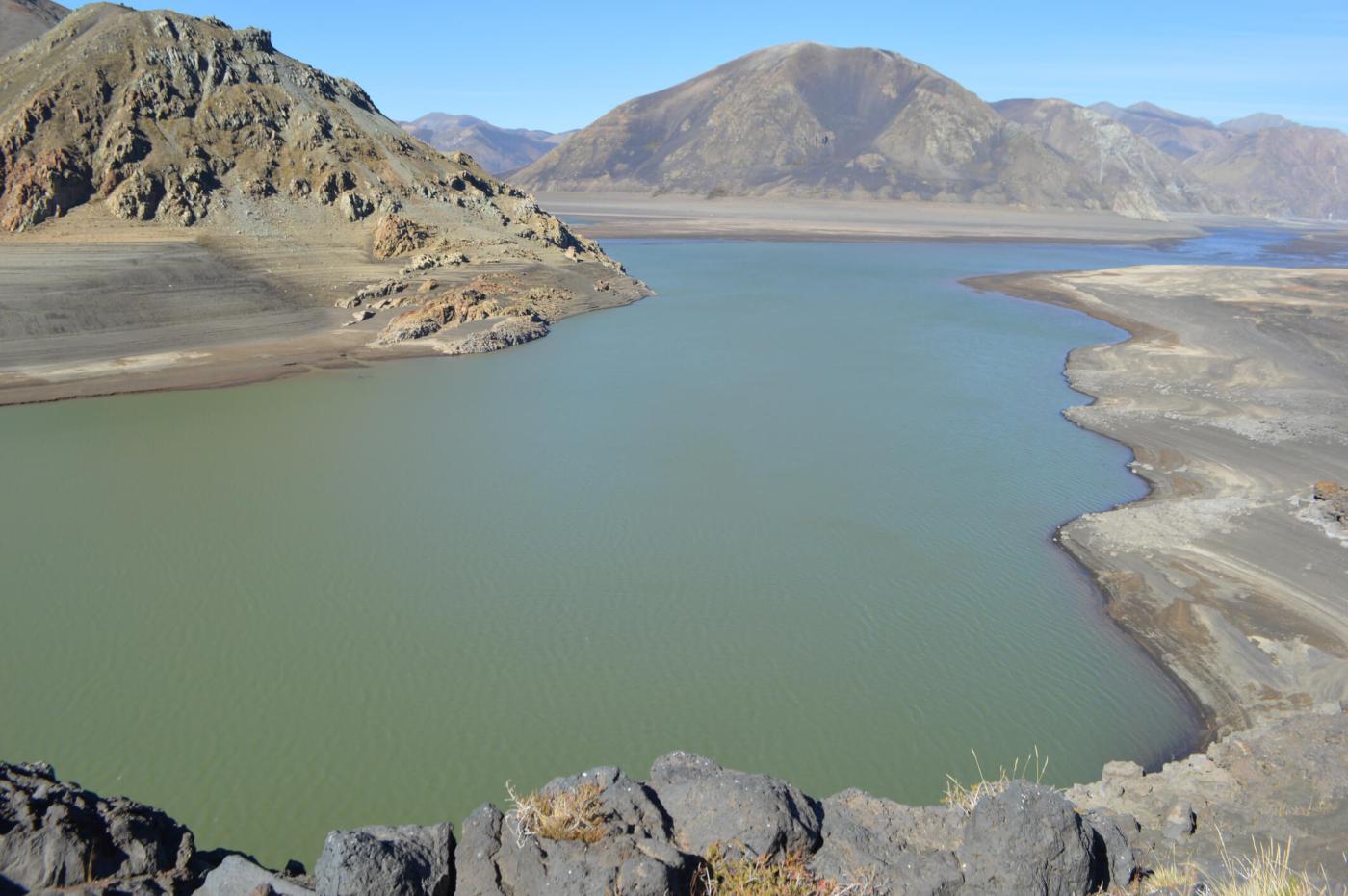 Imagen del Parque Nacional Laguna del Laja