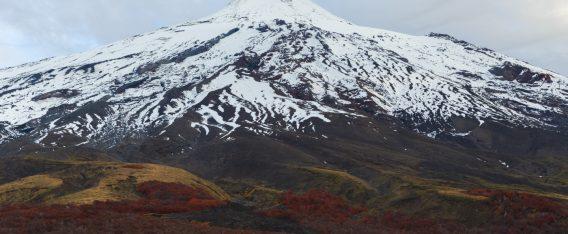 Imagen del Parque Nacional Villarrica
