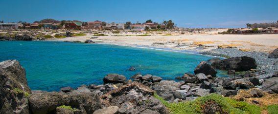 Imagen de la playa La Virgen