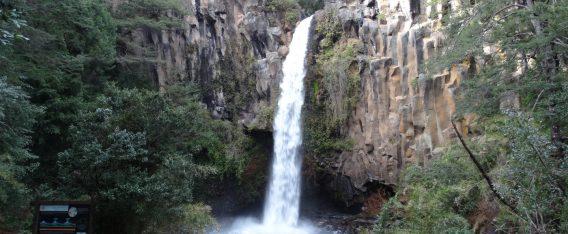 Imagen del Salto de la Princesa