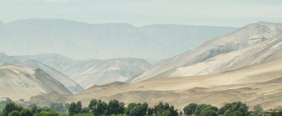 Imagen del Valle de Lluta