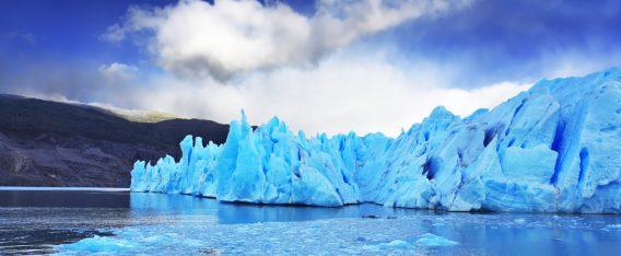 Imagen del Glaciar Grey