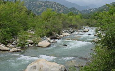 Imagen del Parque Nacional Río Clarillo