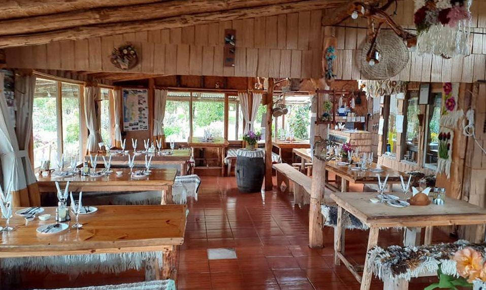 Restaurante Tradiciones de Morelia en Chiloé