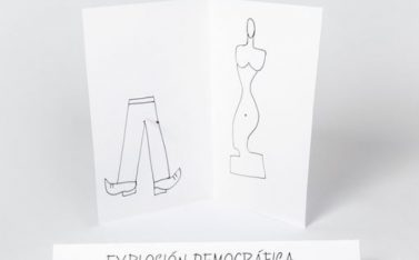 Imagen de la muestra Antiexposición de Nicanor Parra