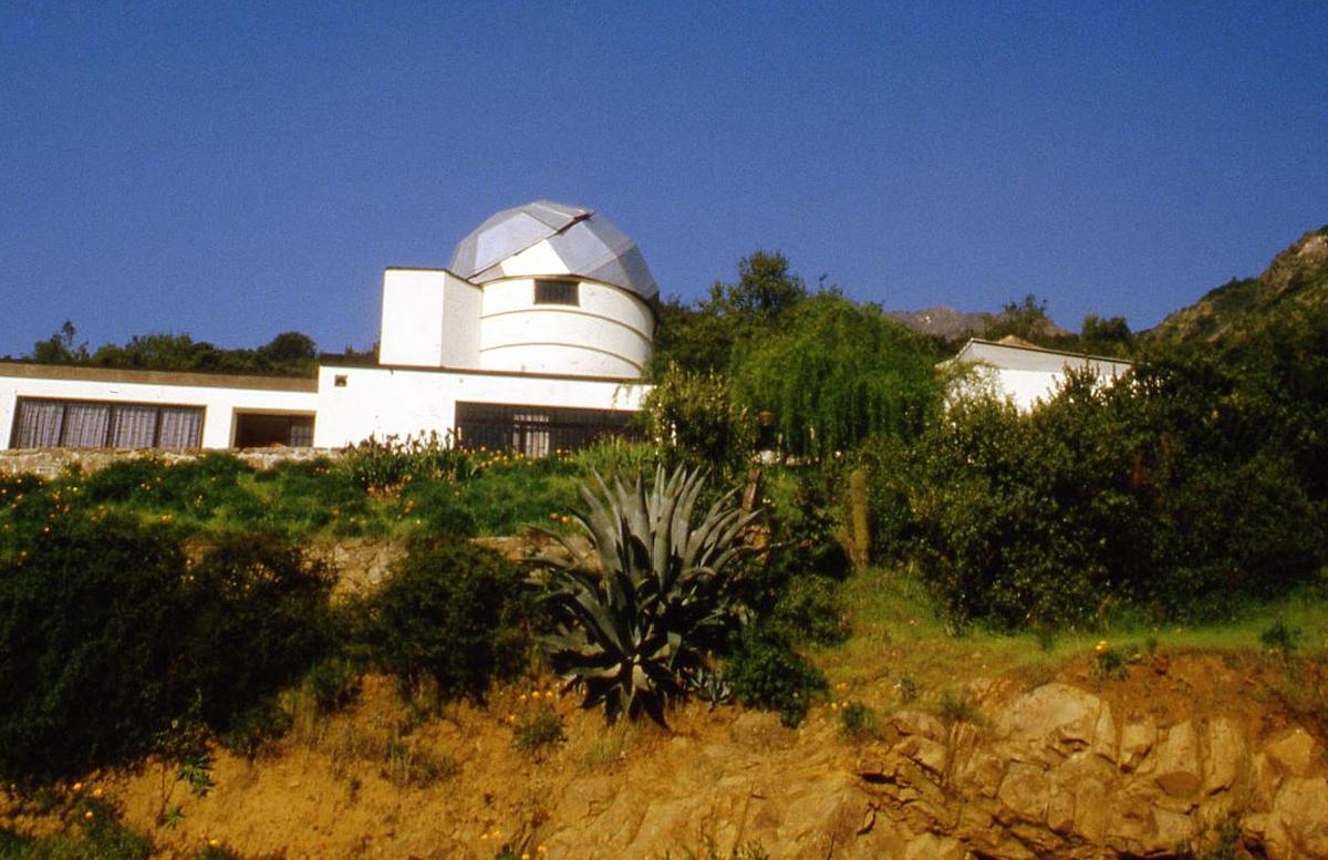 Imagen del Observatorio Cerro Pochoco