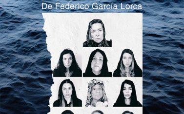 Imagen de propaganda de Bernarda Alba