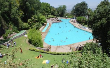 piscina tupahue
