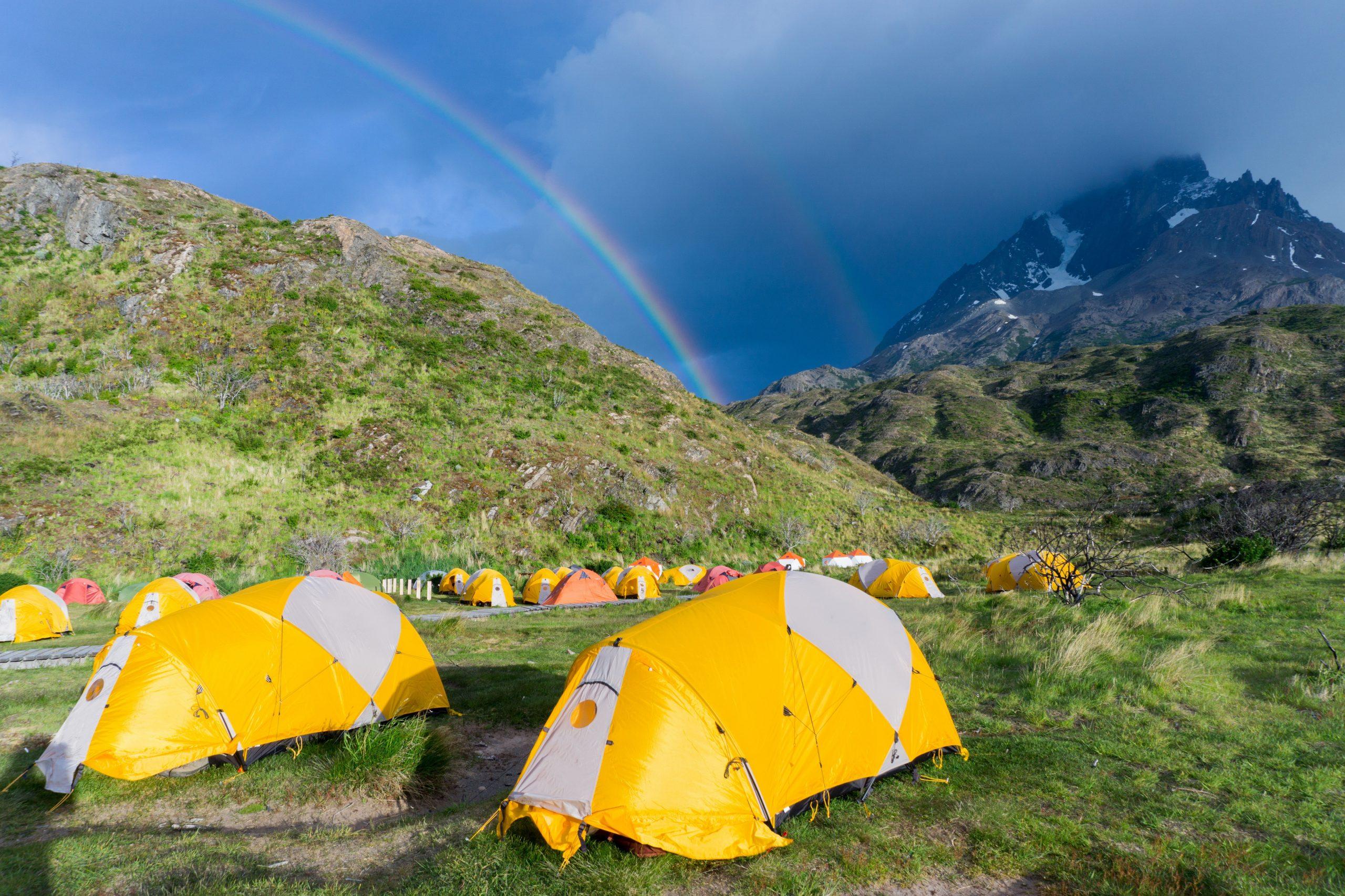 Circuitos en Torres del Paine Campamento Paine
