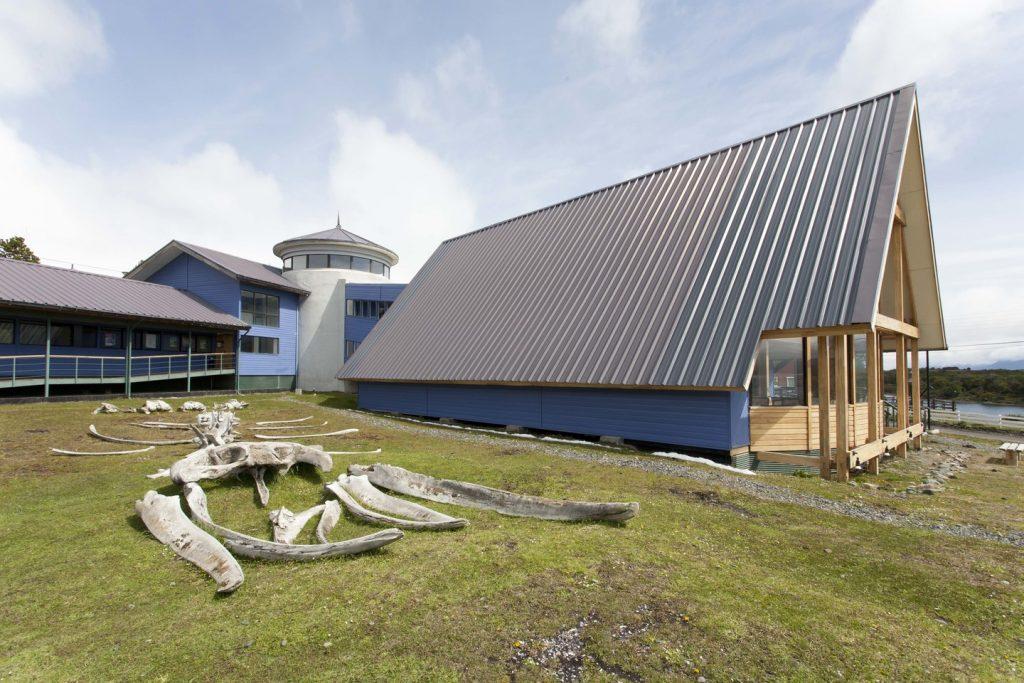 Museo Martin Gusinde en Magallanes
