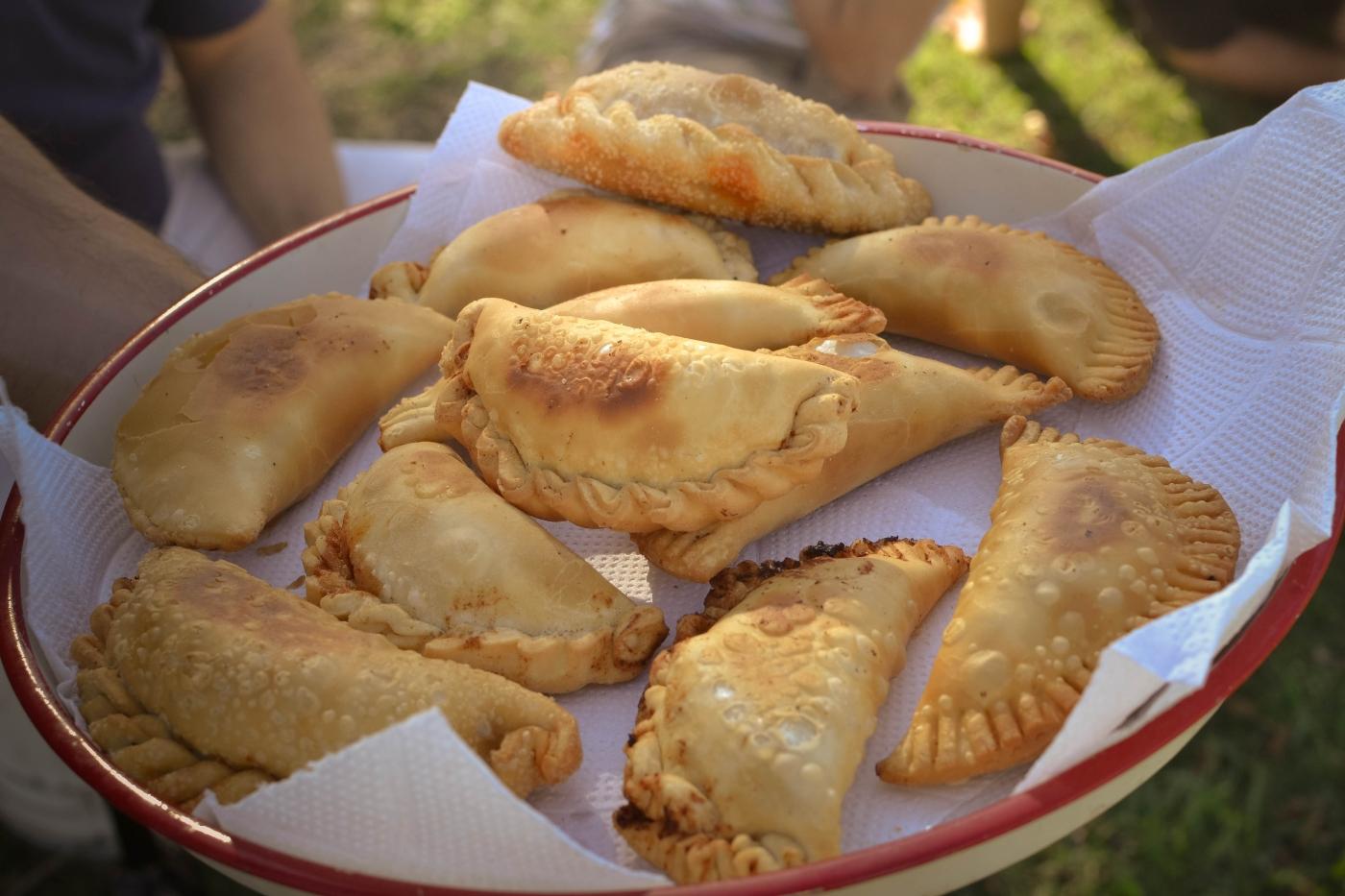 empanadas chilenas fritas
